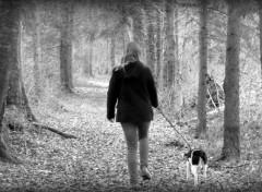 Hommes - Evênements Promenade en forêt