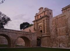 Constructions and architecture Porte de Mdina