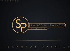 Art - Numérique SAMORAI PAINTER FIRST LOGO