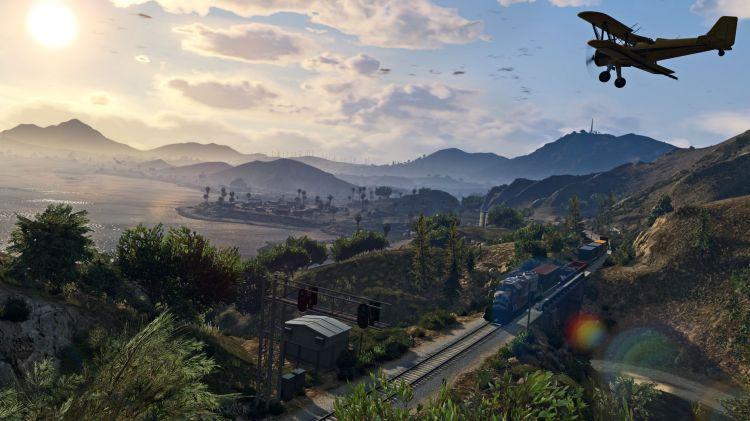 Fonds d'écran Jeux Vidéo GTA 5 Screenshots Gta 5 PC