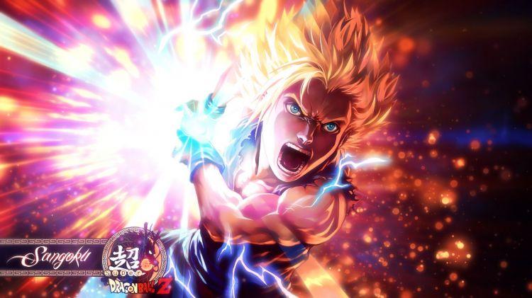 Fonds D écran Manga Fonds D écran Dragon Ball Z Sangoku