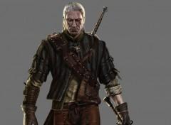 Video Games The Witcher 2 - Geralt de Riv