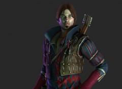 Video Games The Witcher 2 - Jaskier (Dandelion)