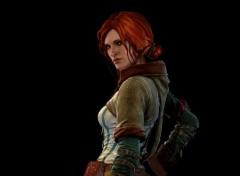 Jeux Vidéo The Witcher 2 - Triss Merigold