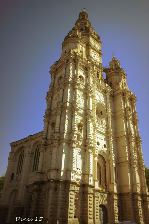 Wallpapers Constructions and architecture Religious Buildings ST AMAND LES EAUX