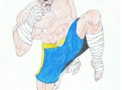 Video Games Street Fighter : Sagat