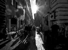 Constructions and architecture Roma - Via Giustiniani à 17:30 - 1er mai 2015