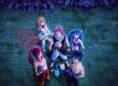 Manga Fairy Tail - Team