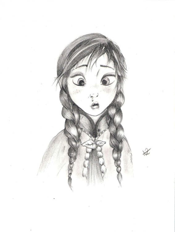 Fonds d'écran Art - Crayon Dessins animés - Disney Wallpaper N°405471