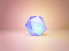 Digital Art Cristal
