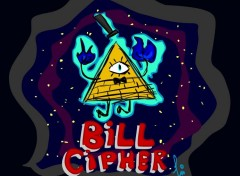 Comics et BDs Bill Cipher