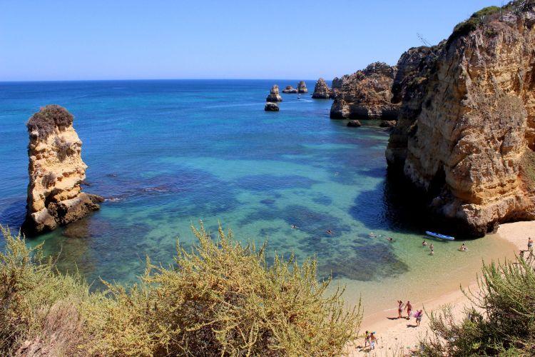 Fonds d'écran Voyages : Europe Portugal Lagos (Algarve)