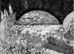 Art - Crayon Karadjin rises