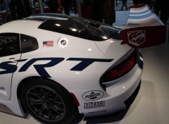 Voitures Chrysler VIPER SRT