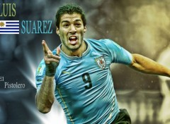Sports - Leisures Luis SUAREZ - El Pistolero