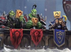Video Games Hearthstone : The Grand Tournament