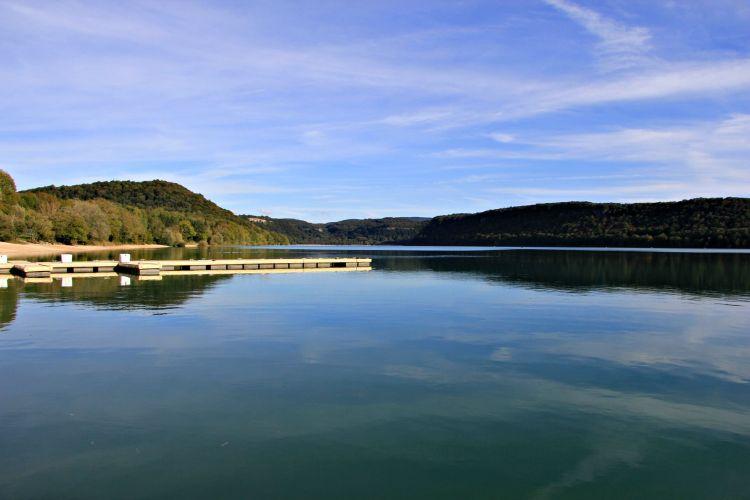 Wallpapers Nature Lakes - Ponds Lac du Jura