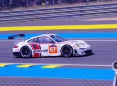 Sports - Leisures Porsche 911 GT3 RSR 24 Heures du Mans 2015