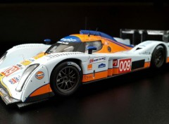 Cars Lola-Aston Martin 24 Heures du Mans 2010