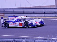 Sports - Leisures Toyota TS 040 Hybrid 24 Heures du Mans 2015