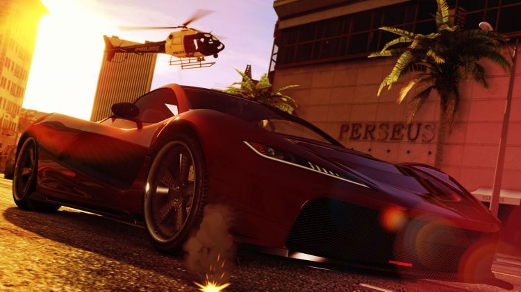 Wallpapers Video Games GTA 5 T20 Remake wallpaper by Tortuex #OpsAnnonity