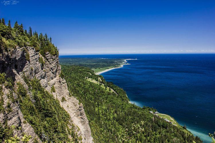 Fonds d'écran Voyages : Amérique du nord Canada > Québec Parc National Forillon (Québec)