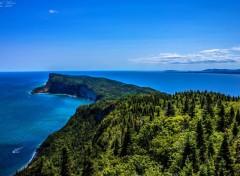 Voyages : Amérique du nord Parc National Forillon (Québec)