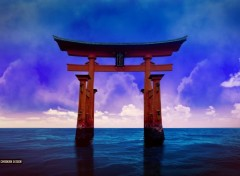 Voyages : Asie Torii