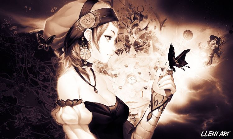 Wallpapers Manga Miscellaneous Dream