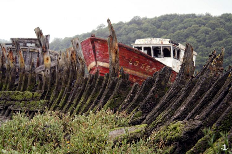 Wallpapers Boats Wrecks Wallpaper N°413851