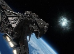 Séries TV Stargate Atlantis