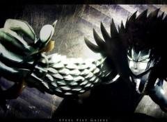Manga Steel Fist Gajeel