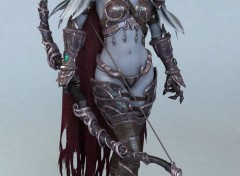 Video Games Sylvanas Windrunner Cosplay