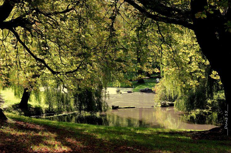 Wallpapers Nature Parks - Gardens PARC BARBIEUX