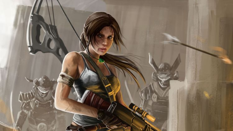 Wallpapers Video Games Tomb Raider Wallpaper N°415868