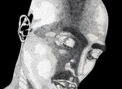 Célébrités Homme IDK Tupac