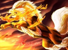 Video Games Arcanin the fire wolf !
