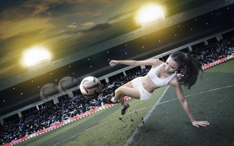 Wallpapers Sports - Leisures Football Wallpaper N°416222