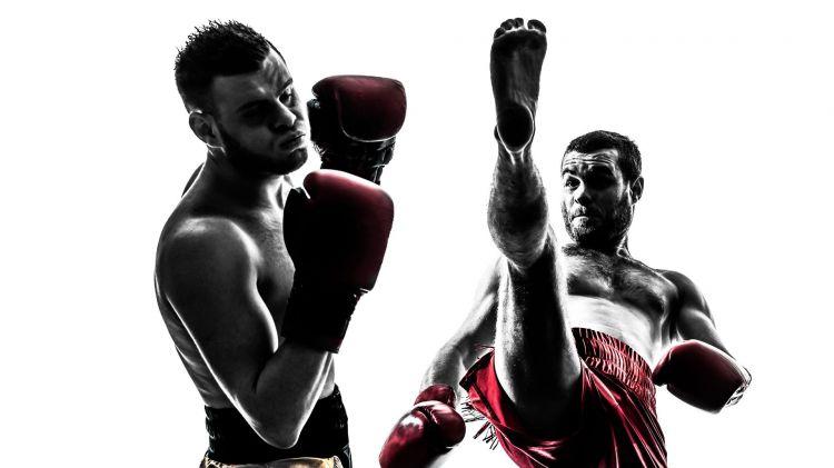 Wallpapers Sports - Leisures Kick-Boxing Wallpaper N°416240