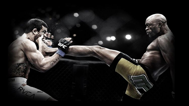 Wallpapers Sports - Leisures Kick-Boxing Wallpaper N°416273