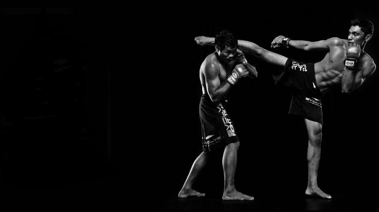 Wallpapers Sports - Leisures Kick-Boxing Wallpaper N°416306