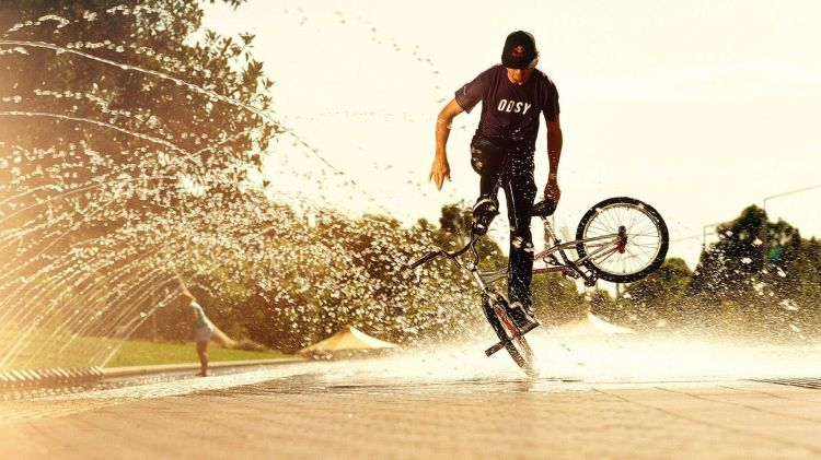 Wallpapers Sports - Leisures BMX Wallpaper N°416235