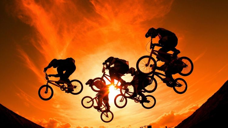 Wallpapers Sports - Leisures BMX Wallpaper N°416236