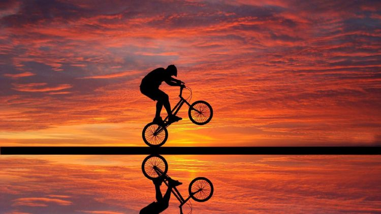 Wallpapers Sports - Leisures BMX Wallpaper N°416237