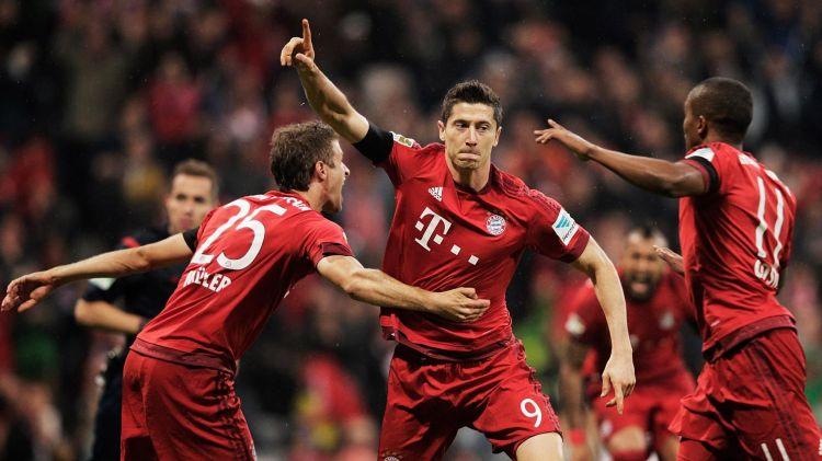 Wallpapers Sports - Leisures Bayern Munich Wallpaper N°416619