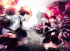Manga Tsuna vs Enma
