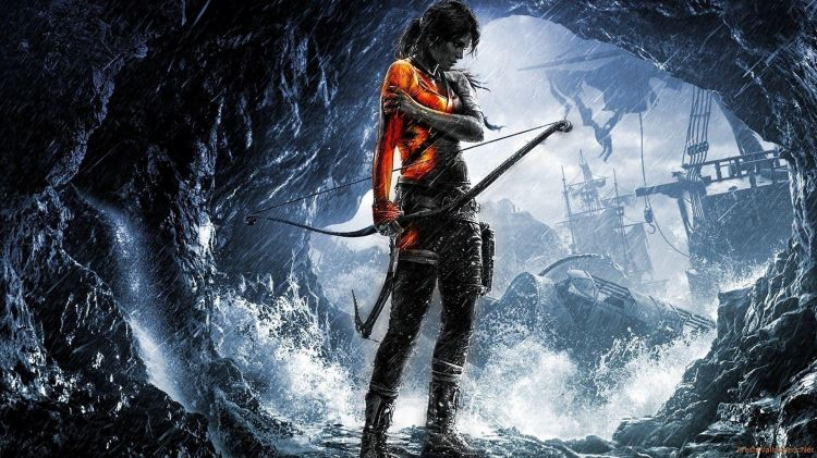 Wallpapers Video Games Tomb Raider Wallpaper N°417042