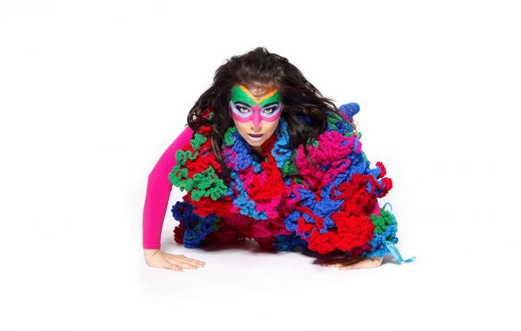 Fonds d'écran Musique Björk Wallpaper N°418925