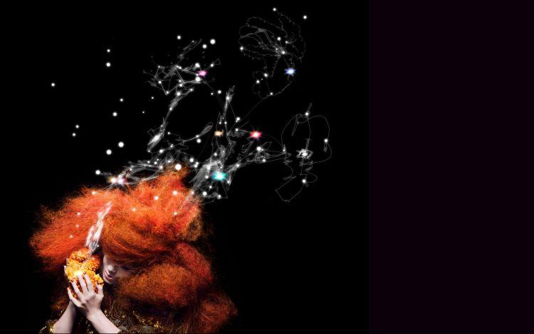 Fonds d'écran Musique Björk Wallpaper N°418927