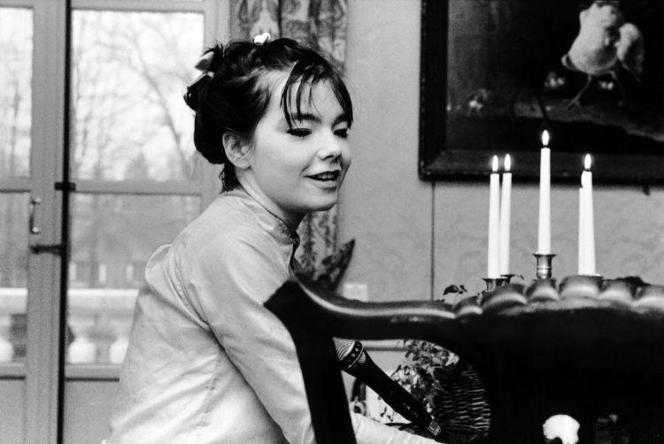 Fonds d'écran Musique Björk Wallpaper N°418944